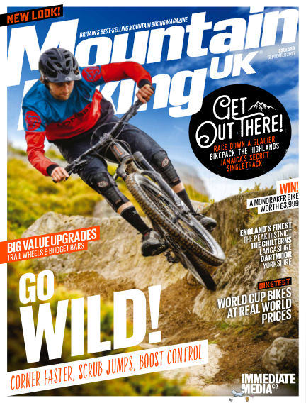 Mountain Biking UK August 19, 2016 00:00