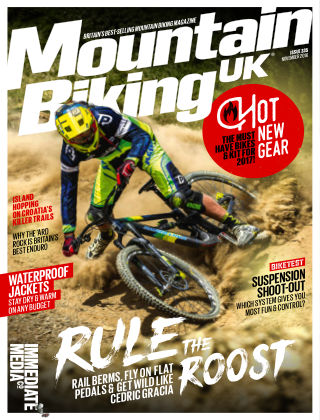 Mountain Biking UK Nov 2016