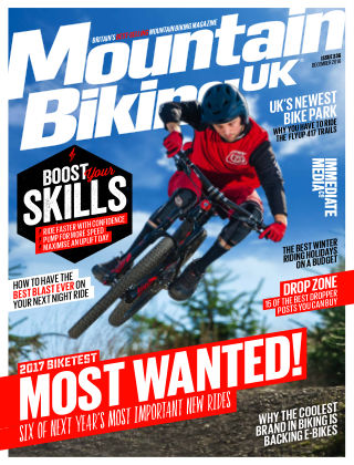 Mountain Biking UK Dec 2016