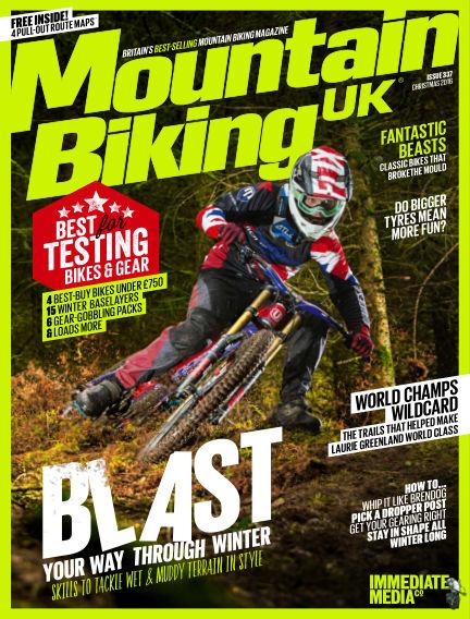 Mountain Biking UK December 07, 2016 00:00