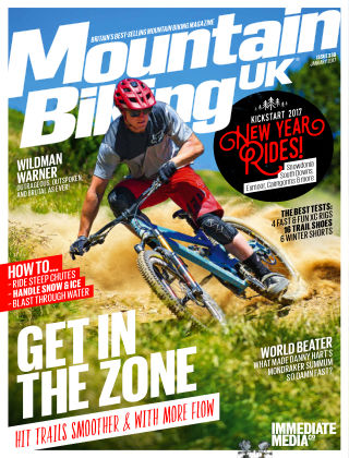 Mountain Biking UK Jan 2017