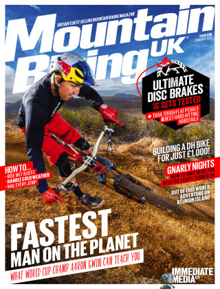 Mountain Biking UK Feb 2017