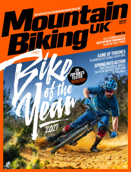 Mountain Biking UK March 29, 2017 00:00