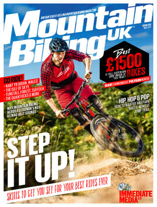 Mountain Biking UK May 2017