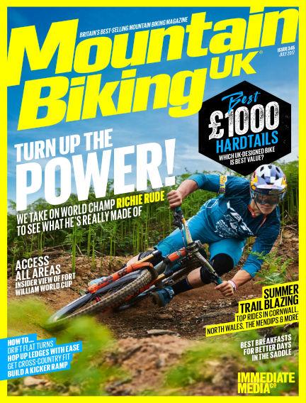 Mountain Biking UK July 18, 2017 00:00