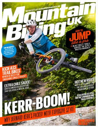 Mountain Biking UK August 2017