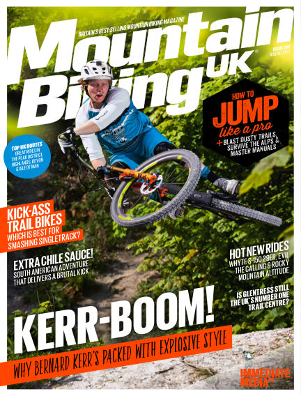 Mountain Biking UK August 16, 2017 00:00