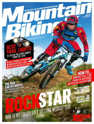 Mountain Biking UK September 2017