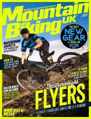 Mountain Biking UK October 2017