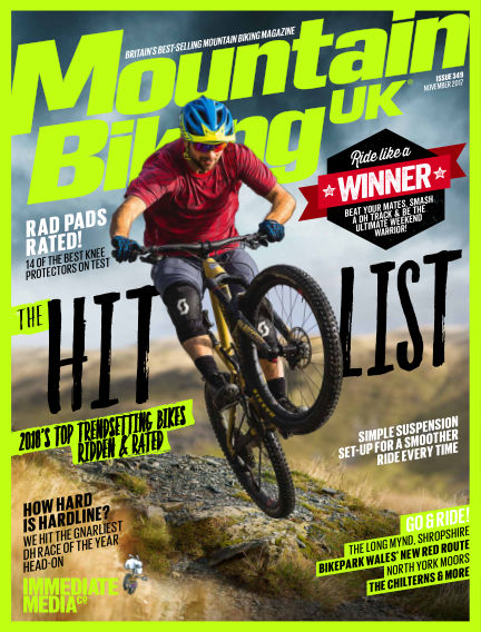 Mountain Biking UK November 08, 2017 00:00