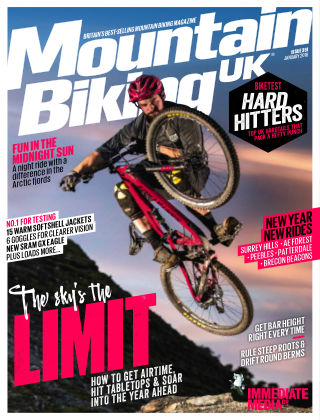 Mountain Biking UK January 2018