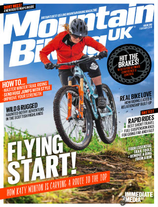 Mountain Biking UK February 2018