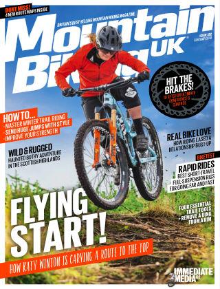 Mountain Biking UK February 2018