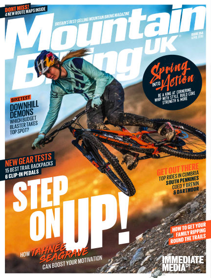 Mountain Biking UK March 22, 2018 00:00