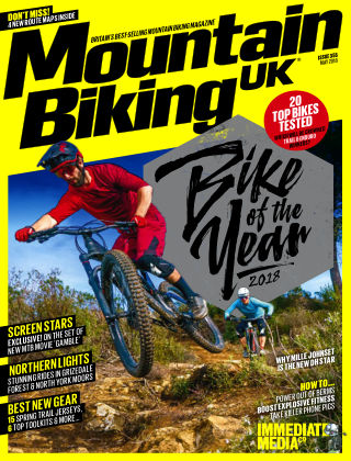 Mountain Biking UK May 2018