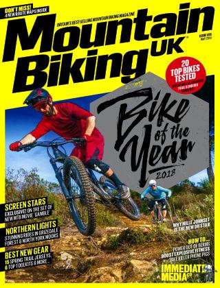 Mountain Biking UK May 2018