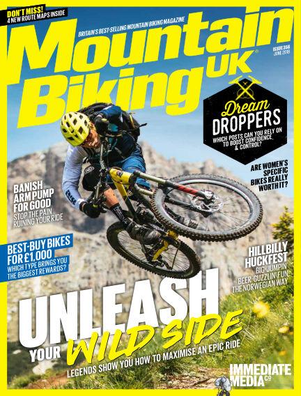 Mountain Biking UK May 17, 2018 00:00