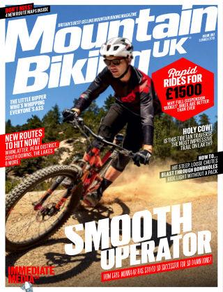 Mountain Biking UK Summer 2018