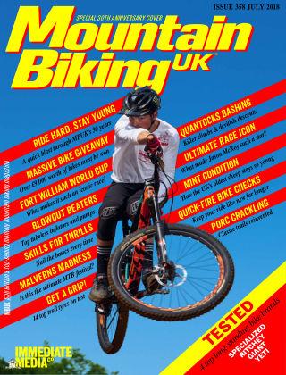 Mountain Biking UK July 2018