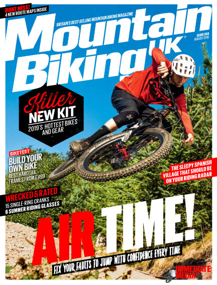 Mountain Biking UK August 09, 2018 00:00
