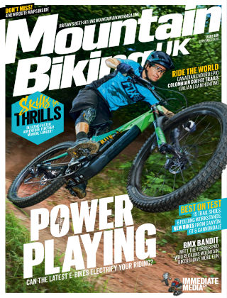 Mountain Biking UK September2018