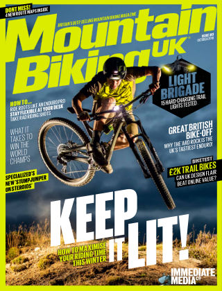 Mountain Biking UK October2018