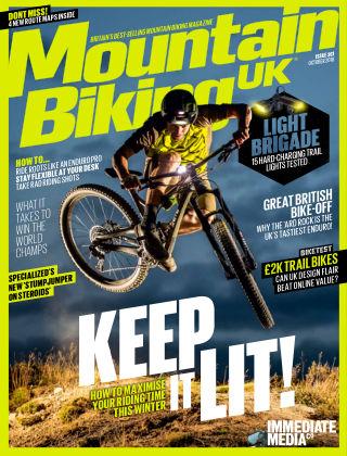 Mountain Biking UK October2018