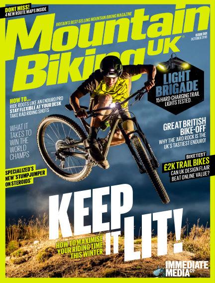 Mountain Biking UK October 04, 2018 00:00