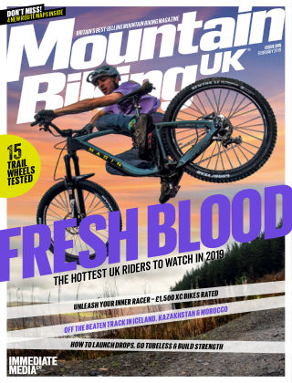 Mountain Biking UK February2019