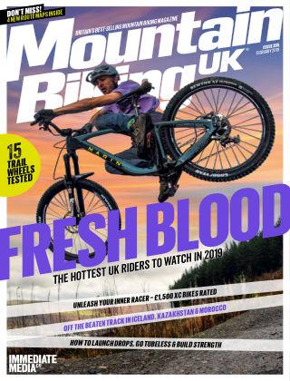 Mountain Biking UK February2019