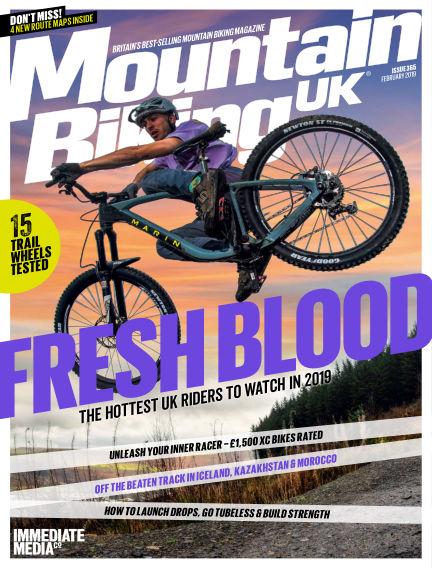 Mountain Biking UK January 24, 2019 00:00