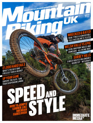 Mountain Biking UK July2019