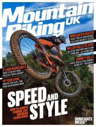 Mountain Biking UK July2019
