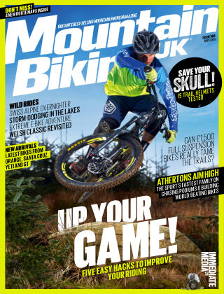 Mountain Biking UK May2019