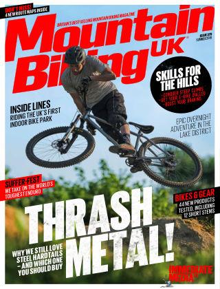 Mountain Biking UK Summer2019
