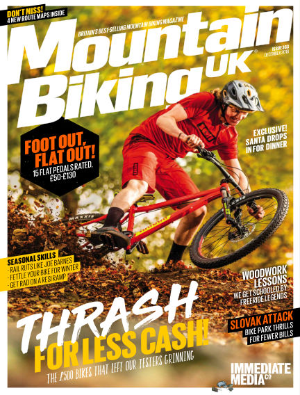 Mountain Biking UK November 29, 2018 00:00