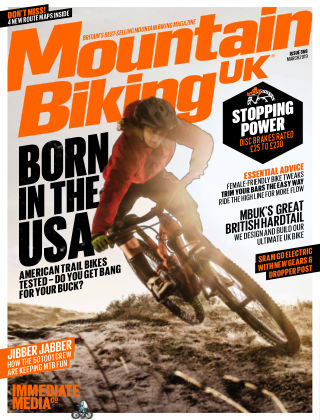 Mountain Biking UK March2019