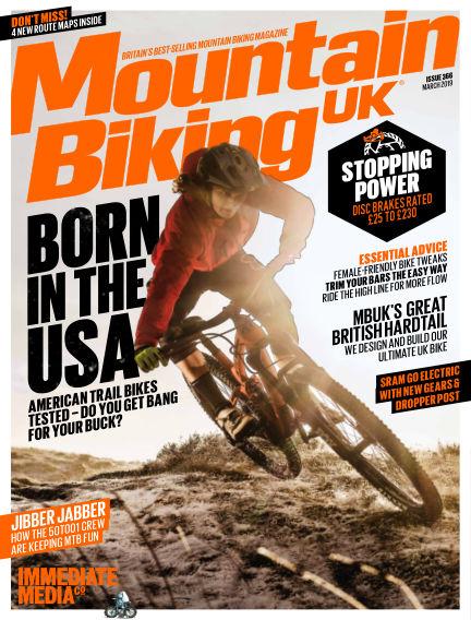 Mountain Biking UK February 21, 2019 00:00