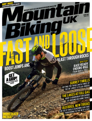 Mountain Biking UK June2019