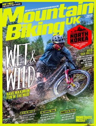Mountain Biking UK January2019