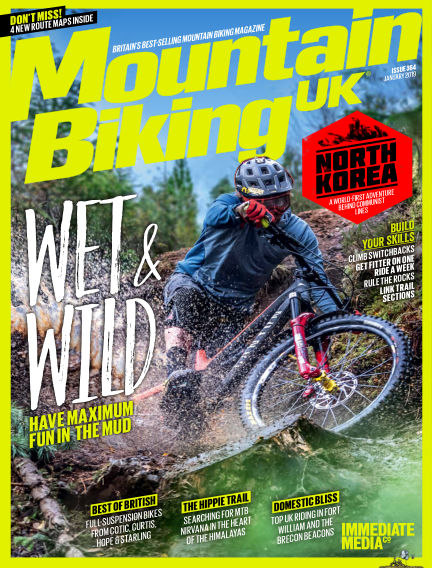 Mountain Biking UK December 27, 2018 00:00