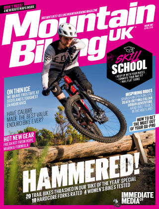 Mountain Biking UK April2019