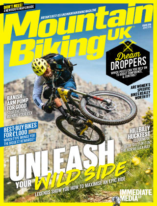 Mountain Biking UK June2018
