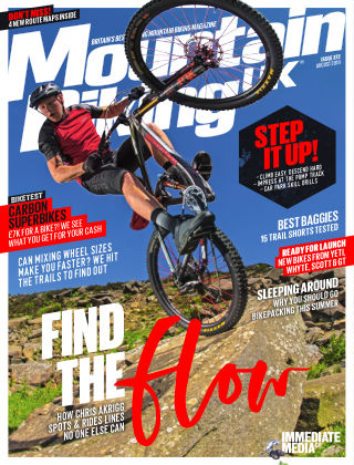 Mountain Biking UK August2019