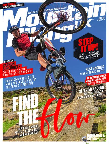Mountain Biking UK August 06, 2019 00:00