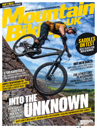 Mountain Biking UK September2019