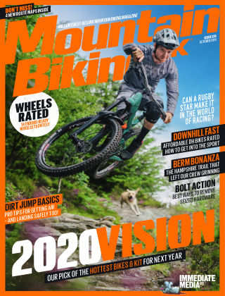 Mountain Biking UK October2019