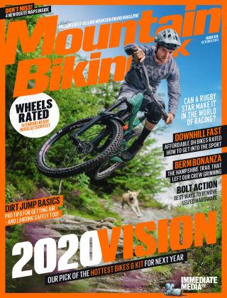 Mountain Biking UK October2019