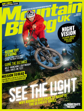 Mountain Biking UK November2019