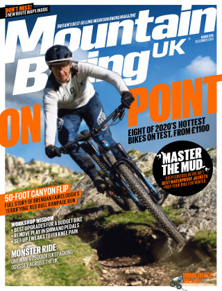 Mountain Biking UK December2019